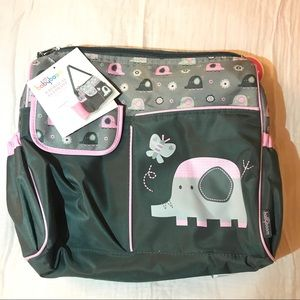 baby boom 8 pocket diaper bag